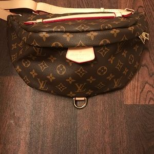Louis Vuitton Fanny Pack Bum Bag